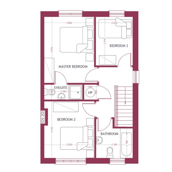C1 First Floor Map
